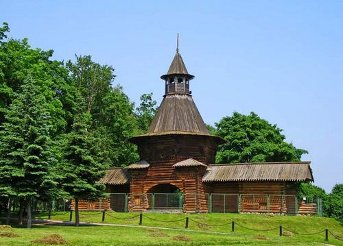 Экскурсия в Коломенское, музей-заповедник, усадьба, парк.