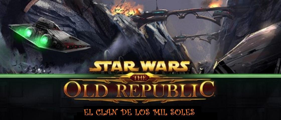 Обновление для Star Wars The Old Republic уже сегодня.
