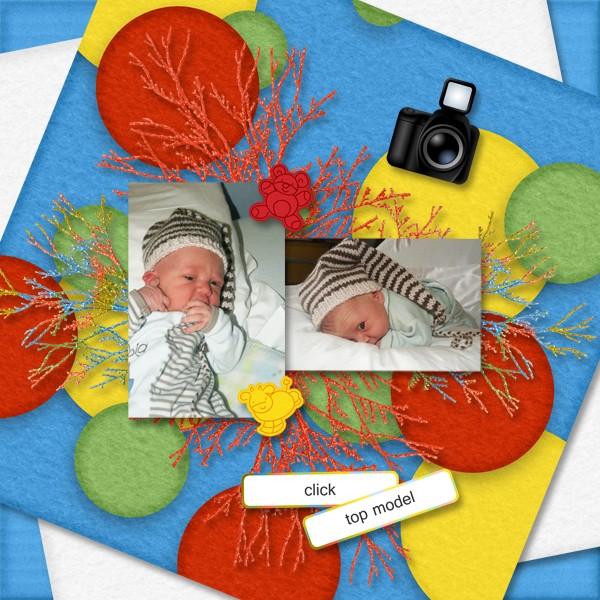kit bébé grandit simplette page lady