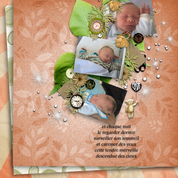 kit an old dreamer says me by simplette page lady