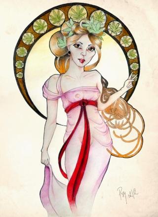 Les dessins de Lucie - Forum Tatouage et Piercing