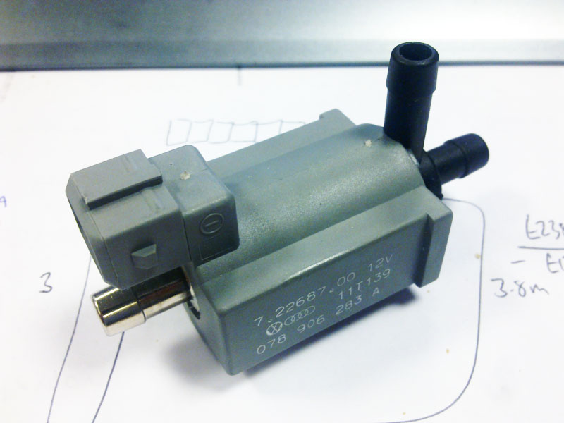 N75 valve    is this the right part? - AudiSRS com