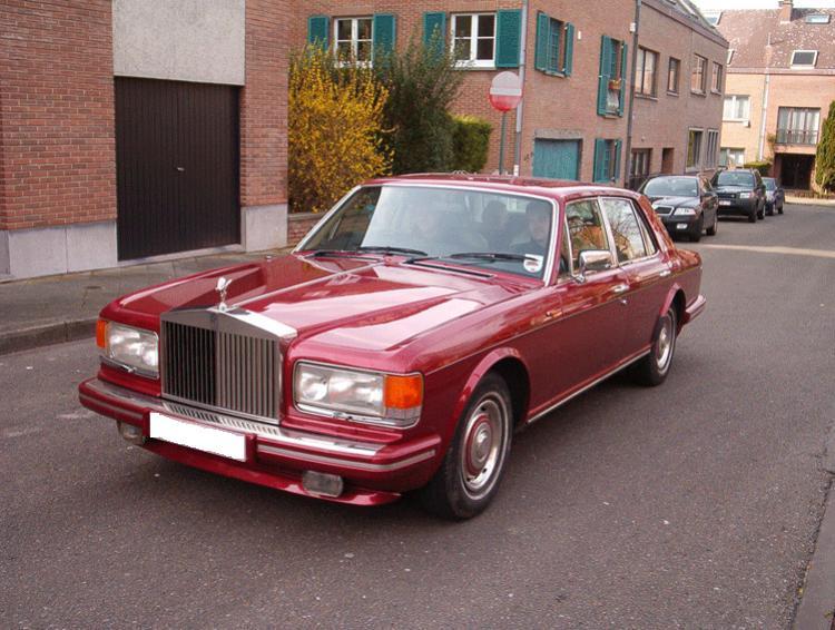 Rolls royce silver shadow 1973 for Garage citroen gournay en bray