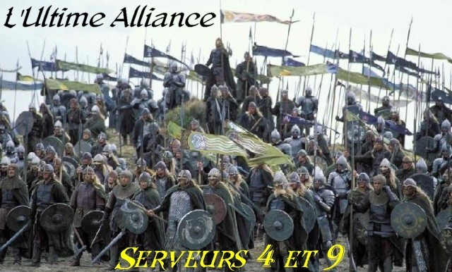 Forum de l'Ultime Alliance