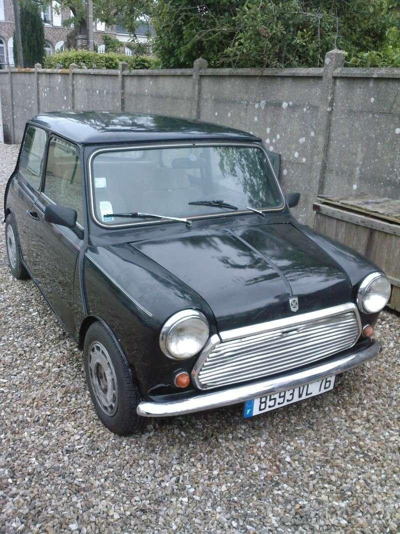Afficher le sujet mini4ever un nouveau parmis vous for Garage mini rouen