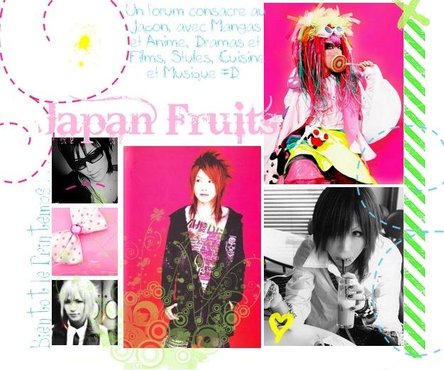 Japan Fruits