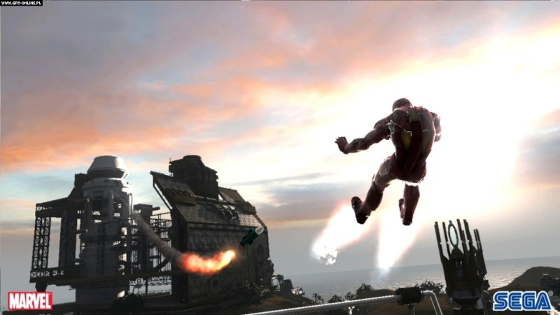 Wink لعبة Iron man