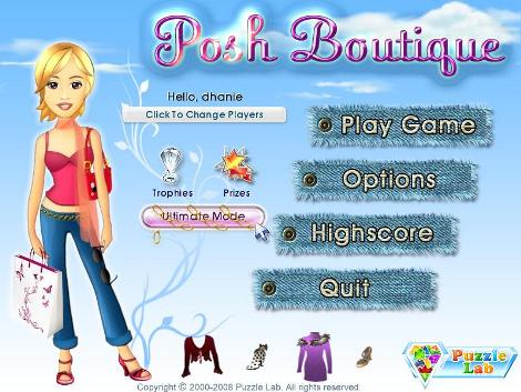 Posh Boutique  HoneyB [SeCtIoN8] preview 0