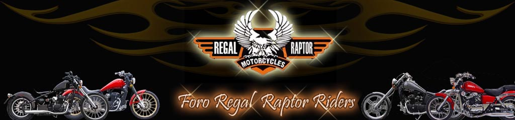 Foro motos Leonart - Regal Raptor Riders