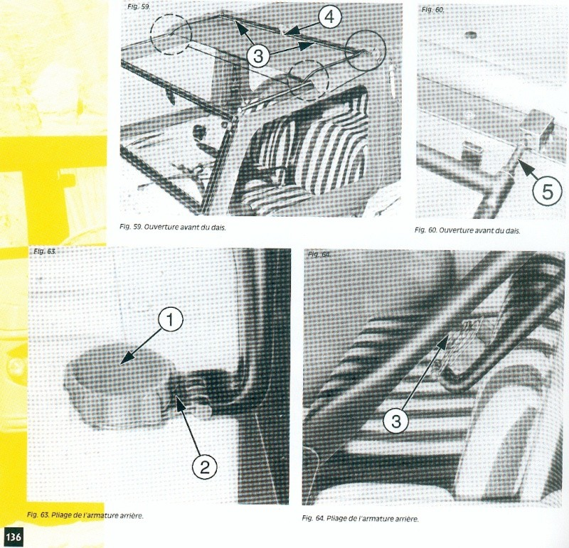 mehari club de france afficher le sujet armature b che azur. Black Bedroom Furniture Sets. Home Design Ideas
