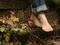 """Les sentiers """"pieds nus"""" en France"""