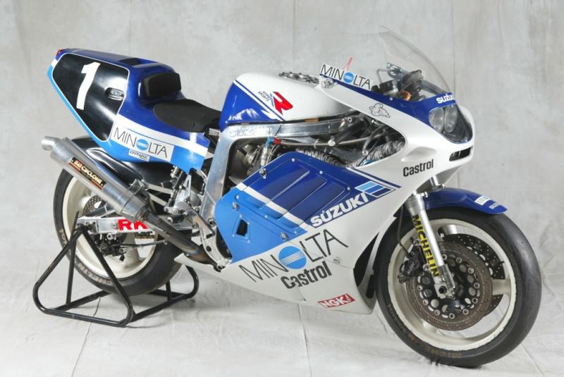 SUZUKI 750 GSXR SERT replica 1988 | Suzuki GSX-R Motorcycle