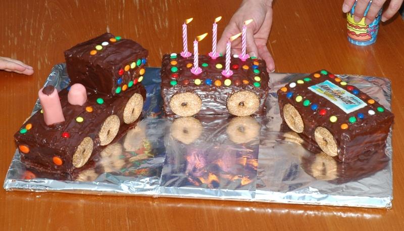 Extrêmement Gâteau train PL56