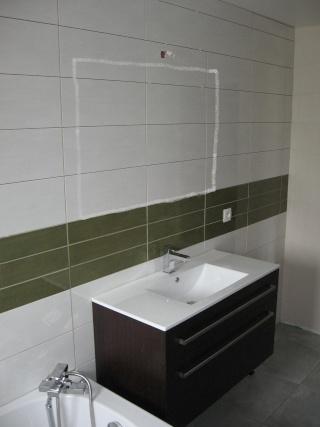 hauteur miroir salle de bains
