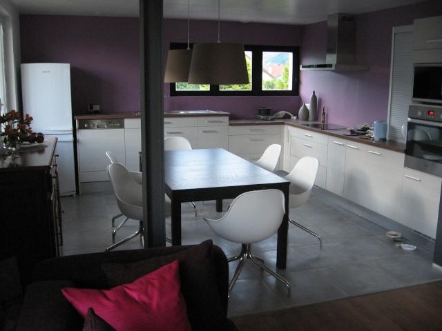 Cuisine Smile Meuble Decoration : Une cuisine sans meuble haut