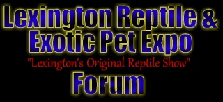 Lexington Reptile Expo Forum
