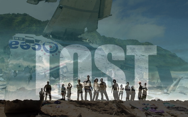 Lost, survive on the island