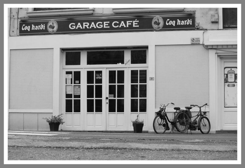 Inauguration du garage caf le samedi 28 janvier 2012 for Garage ouvert le samedi marseille