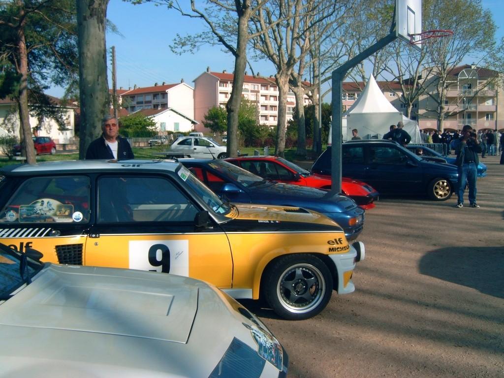 Gordini Alpine renault Sport