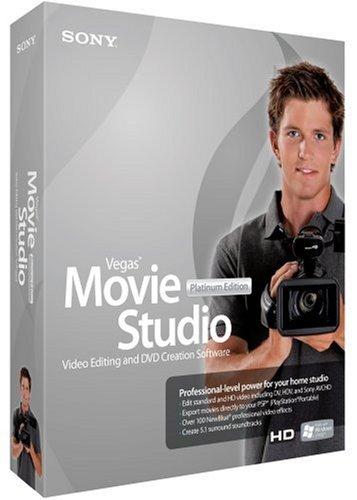 Sony Vegas Movie Studio Platinum 9.0