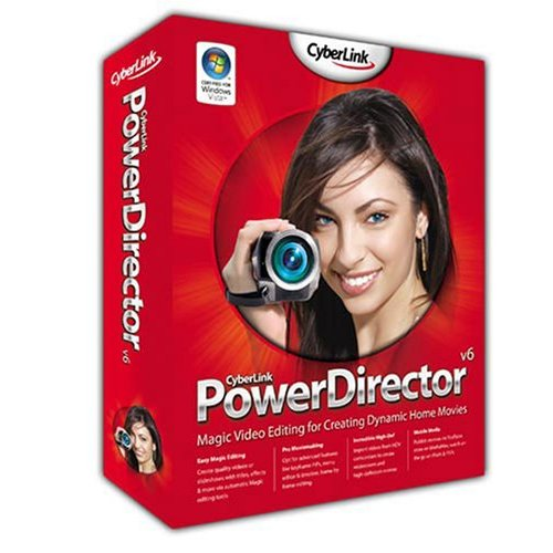 Buy Cyberlink PowerDirector 7 Ultra Cheap