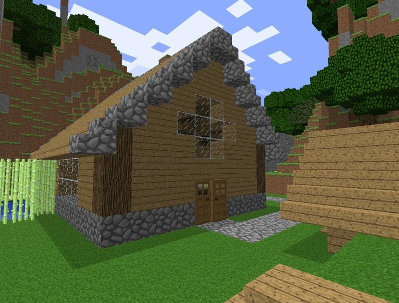 Comment Decorer Un Chateau Minecraft
