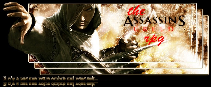 The Assassin's creed rpg