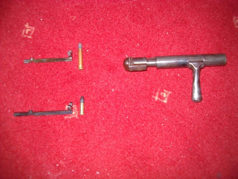 Carabine bosquette for Pistolet 6mm bosquette