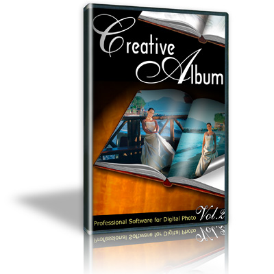 Creative Album PSD Wedding Collection   Vol 02 preview 0