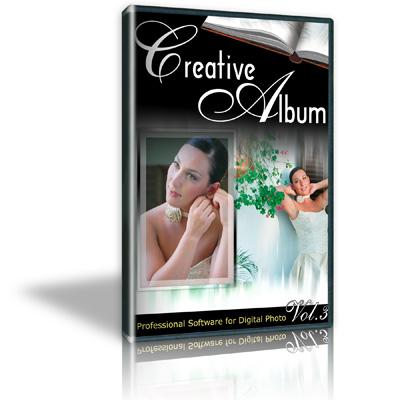 Creative Album PSD Wedding Collection   Vol 03 preview 0