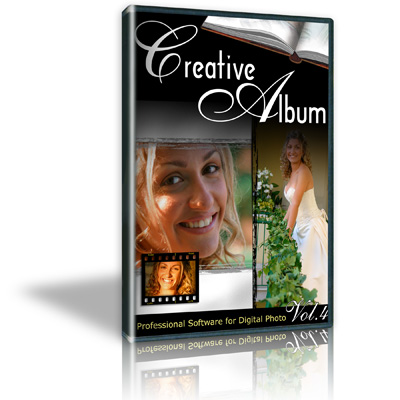 Creative Album PSD Wedding Collection   Vol 04 of 12 preview 0