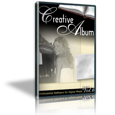 Creative Album PSD Wedding Collection   Vol 06 preview 0