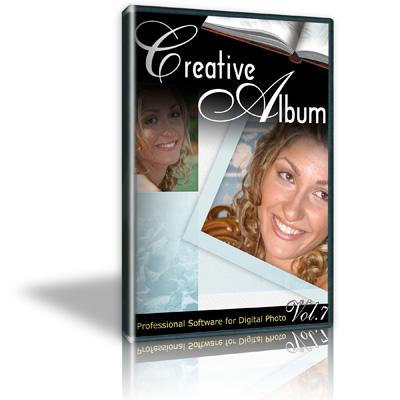 Creative Album PSD Wedding Collection   Vol 07 of 12 preview 0