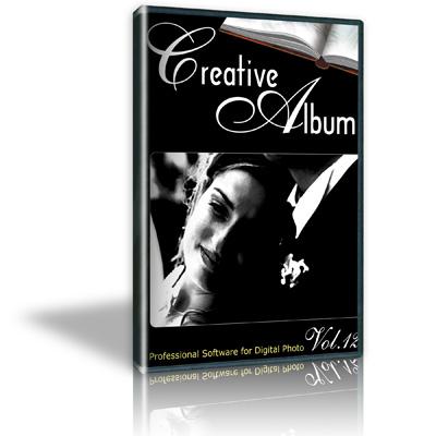 Creative Album PSD Wedding Collection   Vol 12 of 12 preview 0