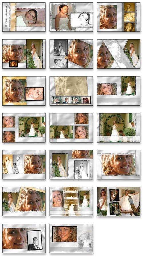 Creative Album PSD Wedding Collection   Vol 04 of 12 preview 1