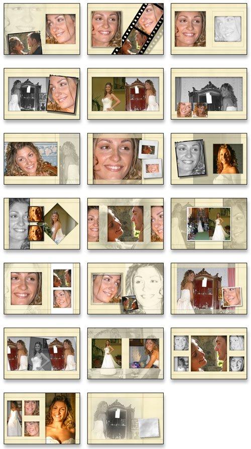 Creative Album PSD Wedding Collection   Vol 06 preview 1