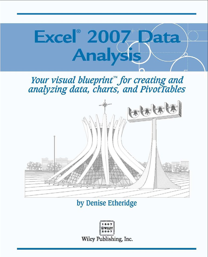 Business analysis skills, data analysis in excel 2007 pdf