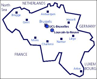 map of belgium airports with T5570 Louvain La Neuve on Northern Germany in addition Albania besides Michigan Flyer likewise Watford Map in addition herlands.