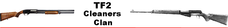 Team Fortress 2  Cleaners clan forum