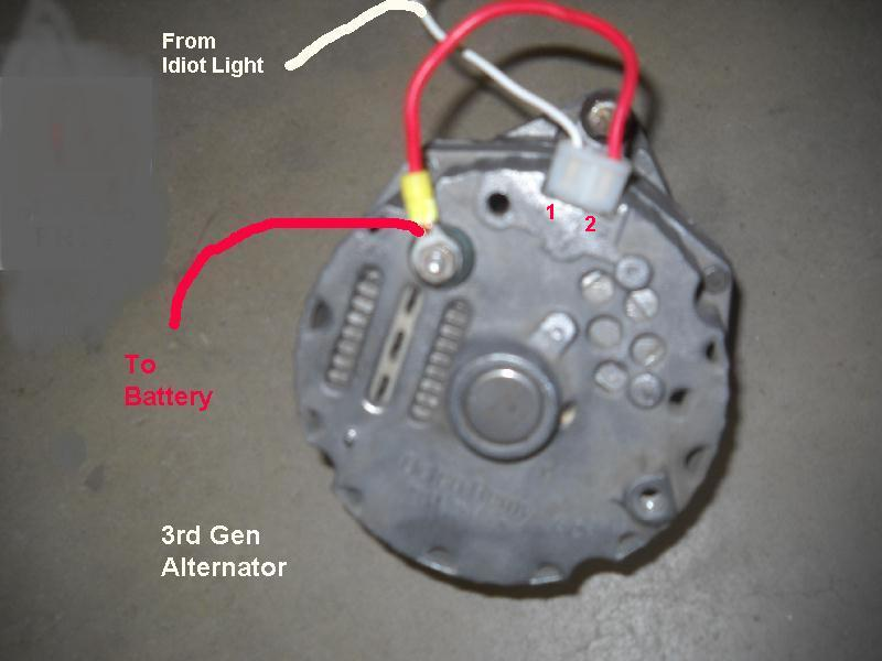 chevy 3 wire alternator diagram with T16548 Idiot Light For Alt on 2000 Silverado Wiring Diagram additionally 1768069 New School Alternator Old School further Alternator Upgrade 4g 3g Large Or Small Case together with Catalog3 additionally Watch.