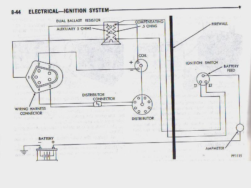 pertronix distributor wiring diagram with T23093 Ballast Resistor Part Number on Issues With Hei And Other Engine Startup Questions Issues together with 5mk1n Volvo Penta Aq131a Automotive Fuel Pump furthermore The Basic Ins And Outs Of An Msd Ignition System likewise Showthread besides Showthread.