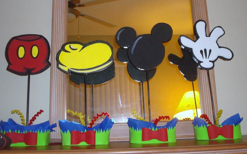 fiesta mickey mouse!