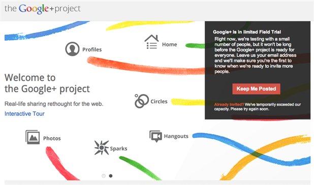 Nueva Red Social Google