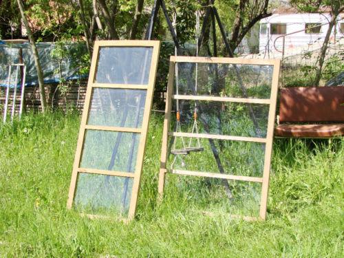 Serre for Faire une mini serre de jardin