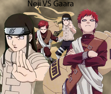 List of Synonyms and Antonyms of the Word: neji vs gaara Gaara And Neji