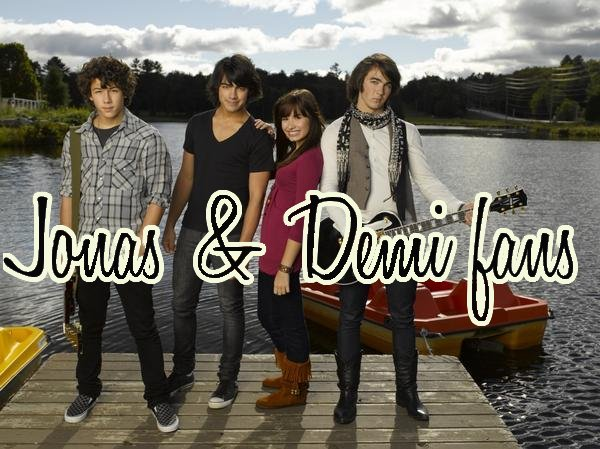 JONAS BROTHERS, Demi Lovato and Camp Rock 1&2