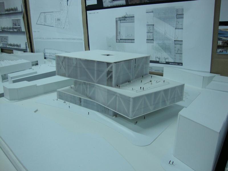 Expo fadu 2012 recorrido ultra completo skyscrapercity for Programa arquitectonico biblioteca