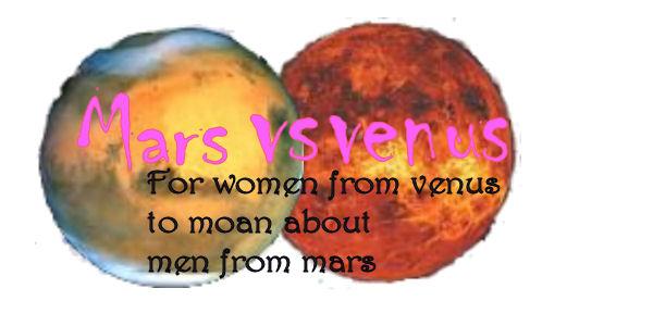 Mars Vs Venues