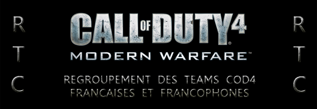 regroupement teams cod4