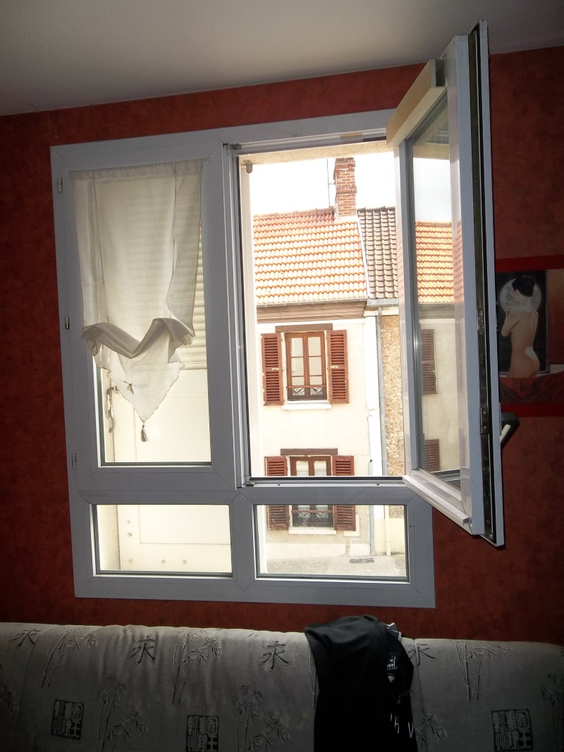 Installation protection fen tres et balcons page 4 - Protection fenetre chat ...